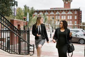 Jasmine Fields and Kimberlyn Gilchrist, Attorneys at law Wichita, KS