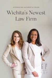 Introducing Wichita's Newest Law Firm